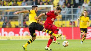 Kết quả trận đấu giữa Leverkusen vs Dortmund tại Bundesliga