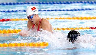 Ánh Viên – cô gái không ngừng phấn đấu của thể thao bơi lội nước nhà