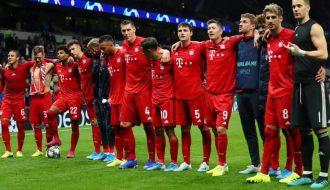 Bayern Munich khẳng định sức mạnh vượt trội khi đối đầu với Augsburg