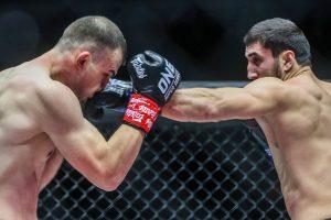 Beybulat Isaev vs Mihajlo Kecojevic