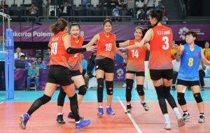 Bóng chuyền Việt Nam bước vào mùa tranh tài mới