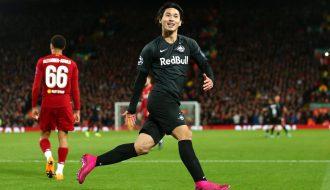 Cầu thủ Minamino xác nhận đã về chung nhà với Southampton