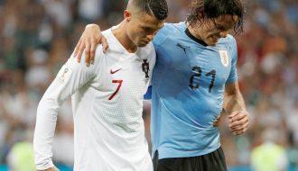 Cavani liệu có đuổi kịp thành tích của Ronaldo?