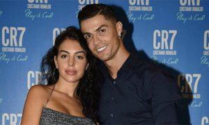 Cristiano Ronaldo và bạn gái