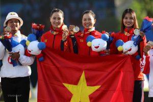 Những vận động viên nữ tài sắc vẹn toàn
