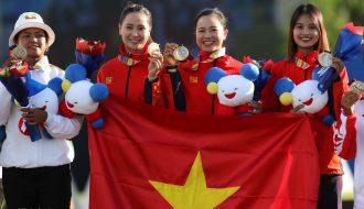 Điểm mặt vận động viên nữ tài sắc vẹn toàn của làng thể thao Việt Nam