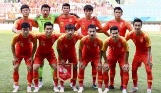 Đội tuyển Trung quốc thất bại so với mục tiêu đã đặt ra trong 3 năm