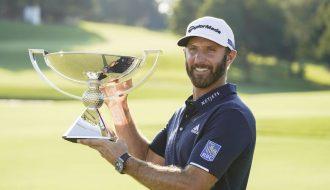 Dustin Johnson xứng danh người hùng của làng golf thế giới