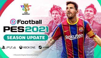 Game thể thao điện tử Pro Evolution Soccer sẽ có sự góp mặt của tuyển Việt Nam?