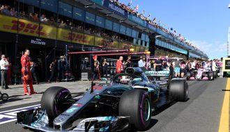 Giải đua F1 - Grand Prix Italy gây cấn với hàng loạt cú sốc