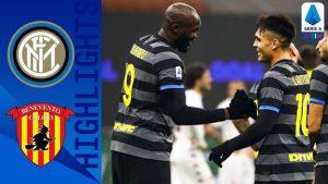 Inter Milan 4 - 0 Benevento