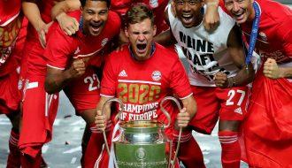 Joshua Kimmich cầu thủ bé nhỏ vươn lên thành thủ lĩnh Bayern Munich
