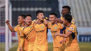 Đội bóng Sông Lam Nghệ An đã để thua Sài Gòn FC với tỉ số 0 - 1