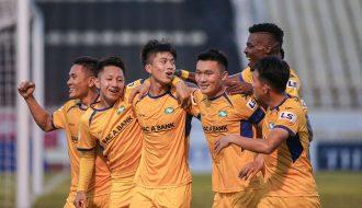 Kết quả chung cuộc trận đấu giữa Sài Gòn FC và SLNA đã khiến người hâm mộ bất ngờ