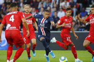 Nimes chịu thất bại trước đội manh hơn là PSG