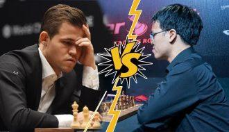Lần thứ 4 đối đầu Magnus Carlsen - Lê Quang Liêm phải dừng bước