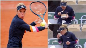 Roland Garros diễn ra sự việc đặc sắc có liên quan đến Laura Siegemund và Kenin