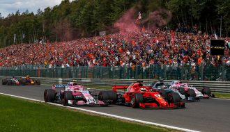 Mùa giải F1 2021, Việt Nam không tham gia cuộc chơi