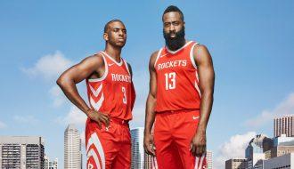NBA ngày 31/1: Houston Rockets chật vật, Giannis tuột dốc
