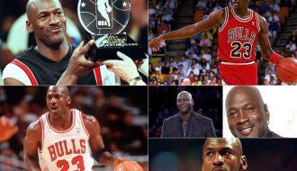 Ngoài LeBron James thì còn ai xứng danh huyền thoại bóng rổ của NBA?