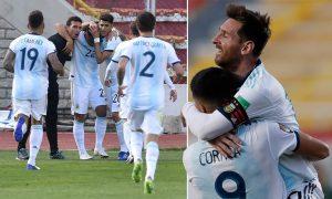 Khu vực Nam Mỹ xuất hiện nhiều ngôi sao trong bóng đá