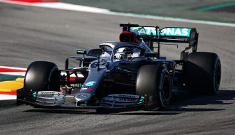 Nhiều điều bất ngờ xảy ra ở giải đua xe F1 2020