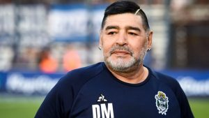 Huyền thoại Diego Maradona