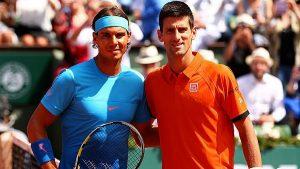 Djokovic được đánh cao dù anh có kết quả thảm hại trong trận chung kết Roland Garros khi đối đầu với Nadal