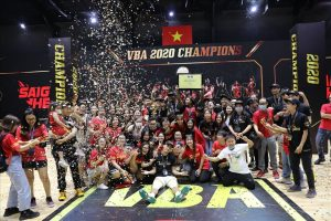 Saigon Heat tiếp tục vô địch tại giải VBA