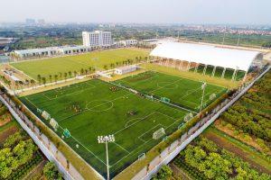 Tập đoàn giáo dục Văn Lang đã tiếp nhận trung tâm đào tạo bóng đá trẻ PVF