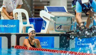 Bơi lội Thái Lan nâng cao quyết tâm vượt qua Việt Nam