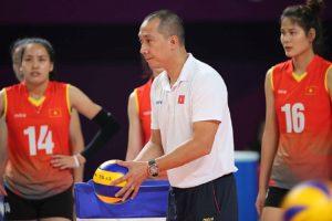 Huấn luyện viên Tuấn Kiệt đầu quần về đội tuyển Than Quảng Ninh