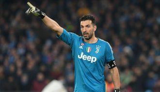 Thủ thành Gianluigi Buffon và bước ngoặt đáng nhớ cùng Juventus