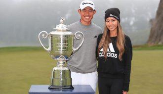 Tiger Woods là huyền thoại golf hoàn hảo nhất của Collin Morikawa