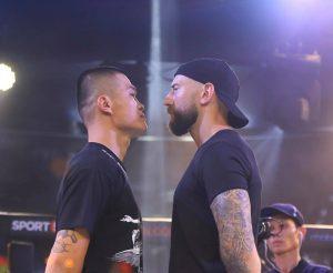 Trương Đinh Hoàng vs Matthew Cook Donald