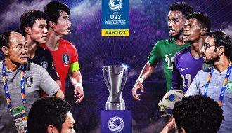 U23 Hàn Quốc giành chiến thắng đoạt cúp tại Vòng chung kết U23 châu Á