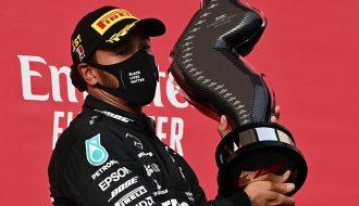 Valtteri Bottas ôm trọn giải chiến thắng trận đầu F1 năm 2020