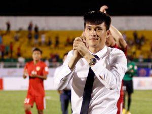 Lê Công Vinh - biểu tượng của nhiều cầu thủ trẻ Việt Nam