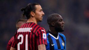 "Zlatan Ibrahimovic ""chạm trán"" với Romelu Lukaku"